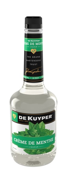 DeKuyper Creme De Menthe-White