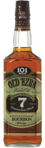 Old Ezra 7 Yr 101 Proof