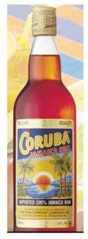 Coruba Dark Jamaica Rum
