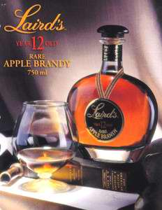 Lairds Rare 12 Yr Apple Brandy