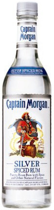 Capt. Morgan Silver Spiced 70