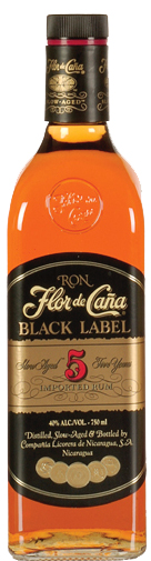 Flor De Cana Black Label