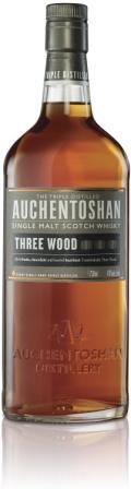 Auchentoshan Three Wood S.M.