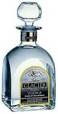 Teton Glacier Potato Vodka Decanter