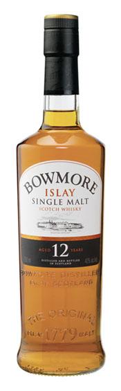 Bowmore 12Y S.M.