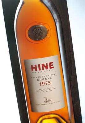 Hine Vintage Cognac 1975