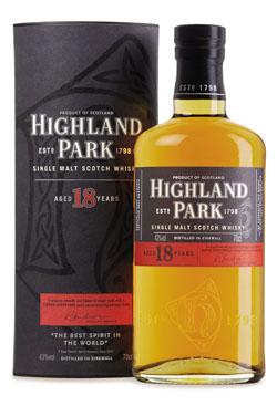 Highland Park 18Y