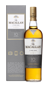 The Macallan Fine Oak 10Y