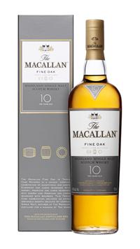 The Macallan Fine Oak 10Y