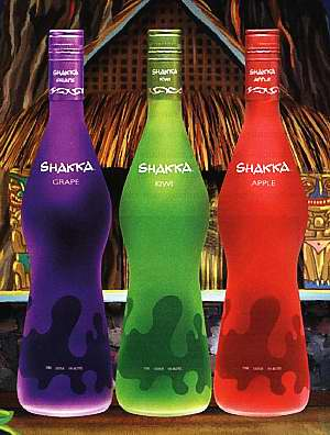 Shakka Grape Liqueur