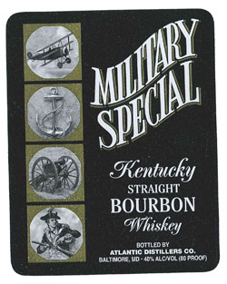 Military Special Bourbon