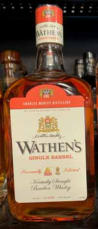 Wathen's Single Barrel KSBW