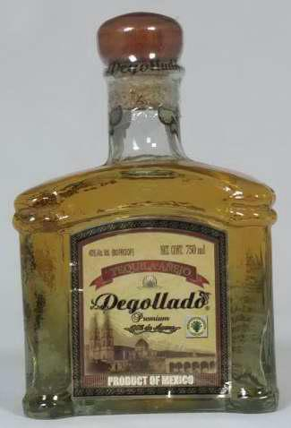 Degollado Anejo Tequila