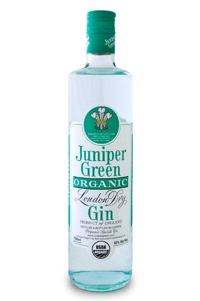 Juniper Green Organic London Dry Gin