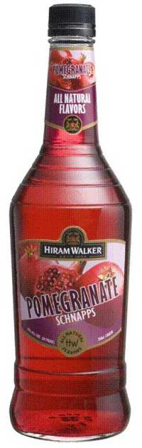 HW Pomegranate Schnapps