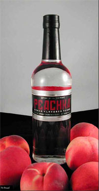 Peachka Vodka