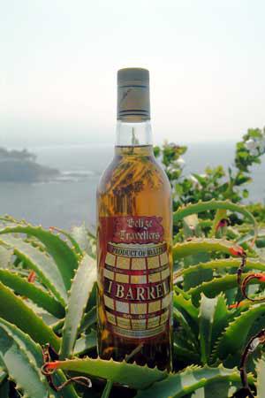 1 Barrel 'Belize' Rum (12)