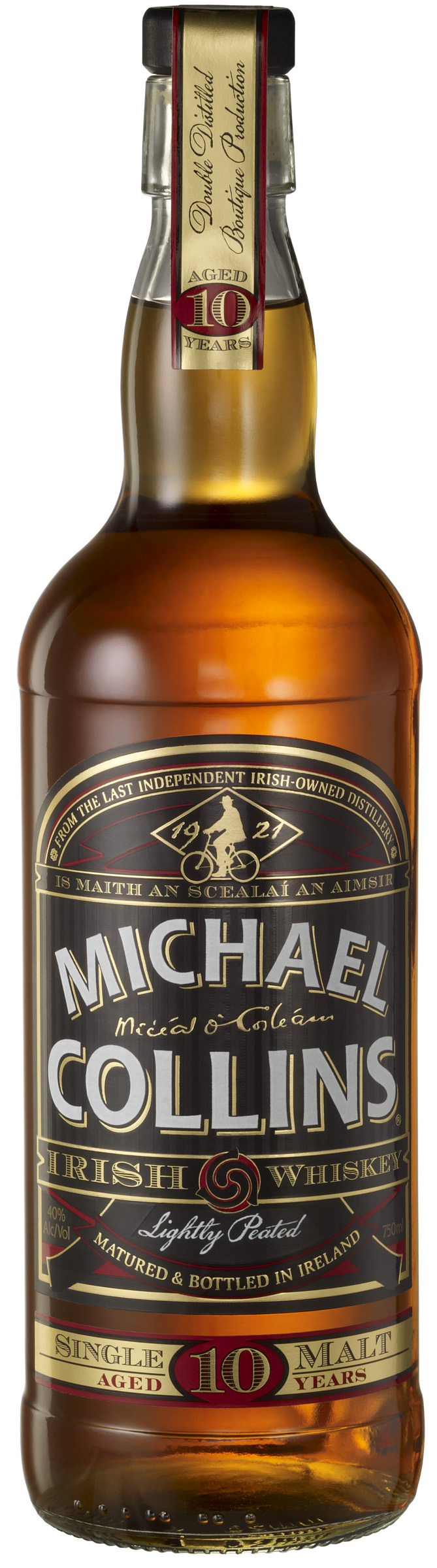 Michael Collins Single Malt Irish 10Y