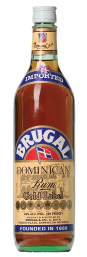 Brugal Gold Label