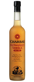 Charbay Red Raspberry Vodka 12Pk