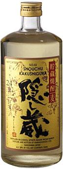Kakushigura Mugi Shochu