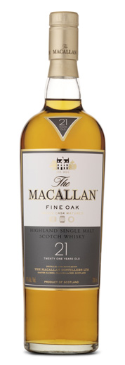 The Macallan Fine Oak 21Y