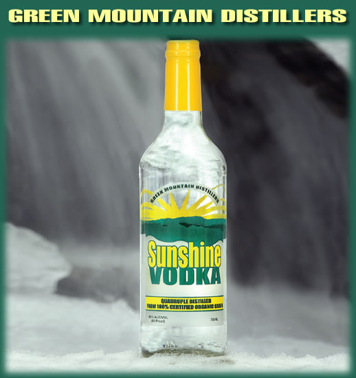 Sunshine Vodka