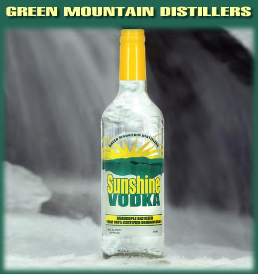 Sunshine Vodka