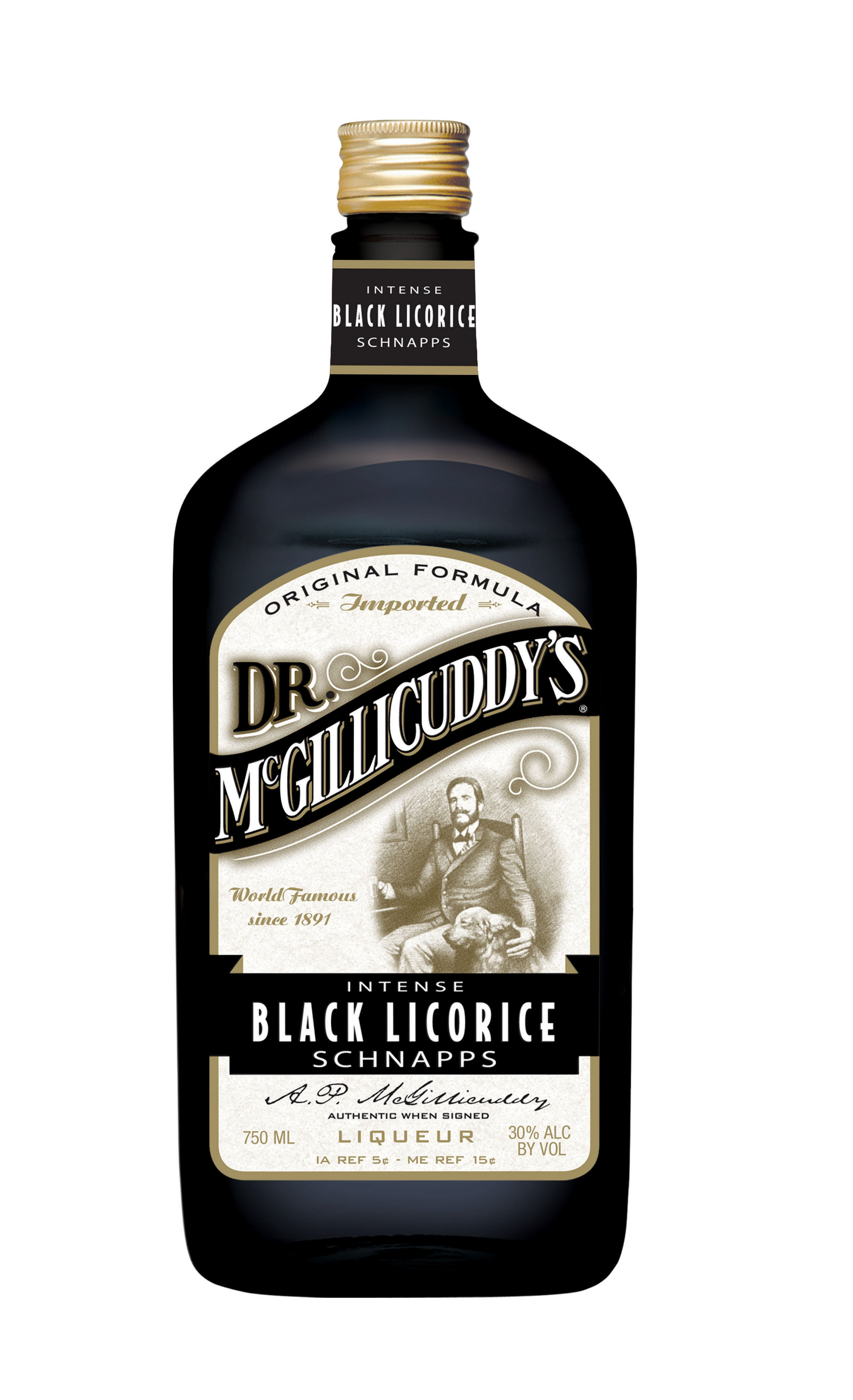 Dr. McGillicuddy's Black Licorice