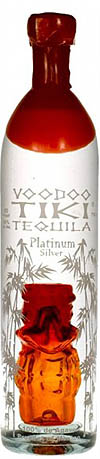 Voodoo Tiki Tequila Silver