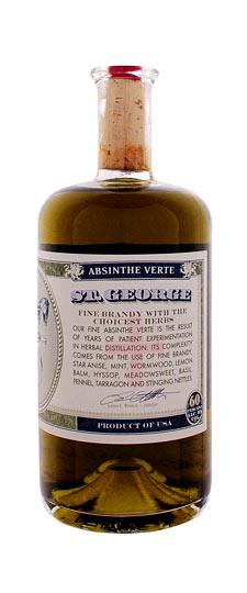 St George Absinthe Verte