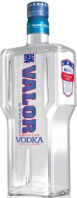 Brave Spirits Valor Vodka