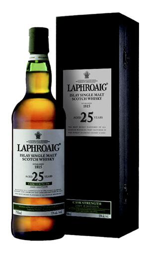 Laphroaig 25 Yr