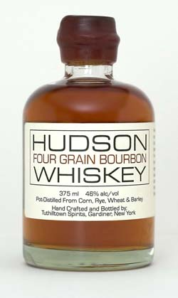 Hudson 4 Grain Bourbon Whiskey