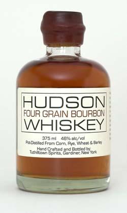 Hudson 4 Grain Bourbon Whiskey