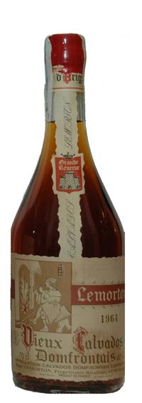 Lemorton Calvados Vintage 1984