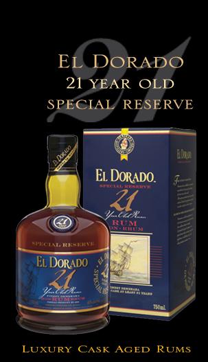 EL Dorado 6 Pk (2ea. 12Y,15Y &18Y Rum)