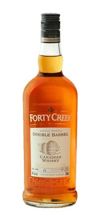 Forty Creek Dbl Barrel Reserve