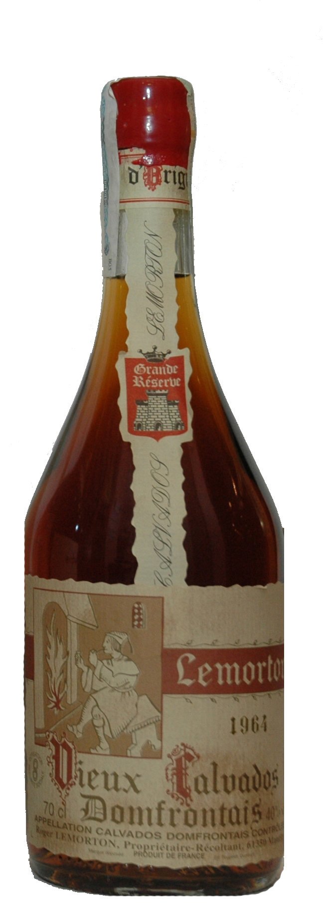 Lemorton Calvados Vintage 1968