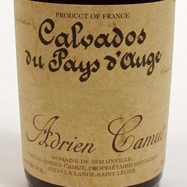 Camut Calvados 6Yr (1 Bottle)