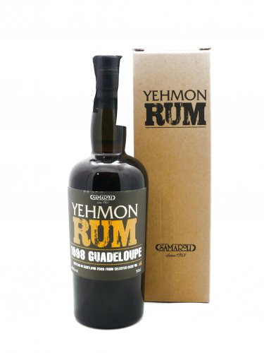 Samaroli Guadalupe Rum