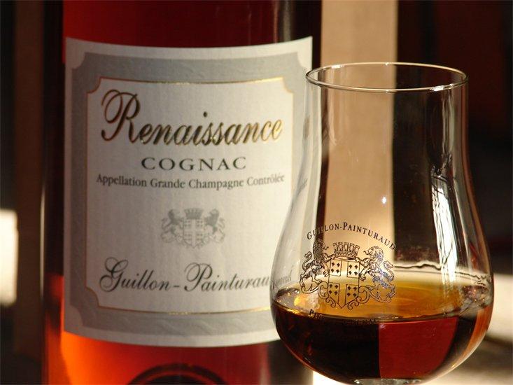 Guillon Painturaud Cognac Renaissance 40YR