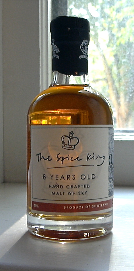 "Wemyss ""Spice King"" 8Yr Blended Malt"