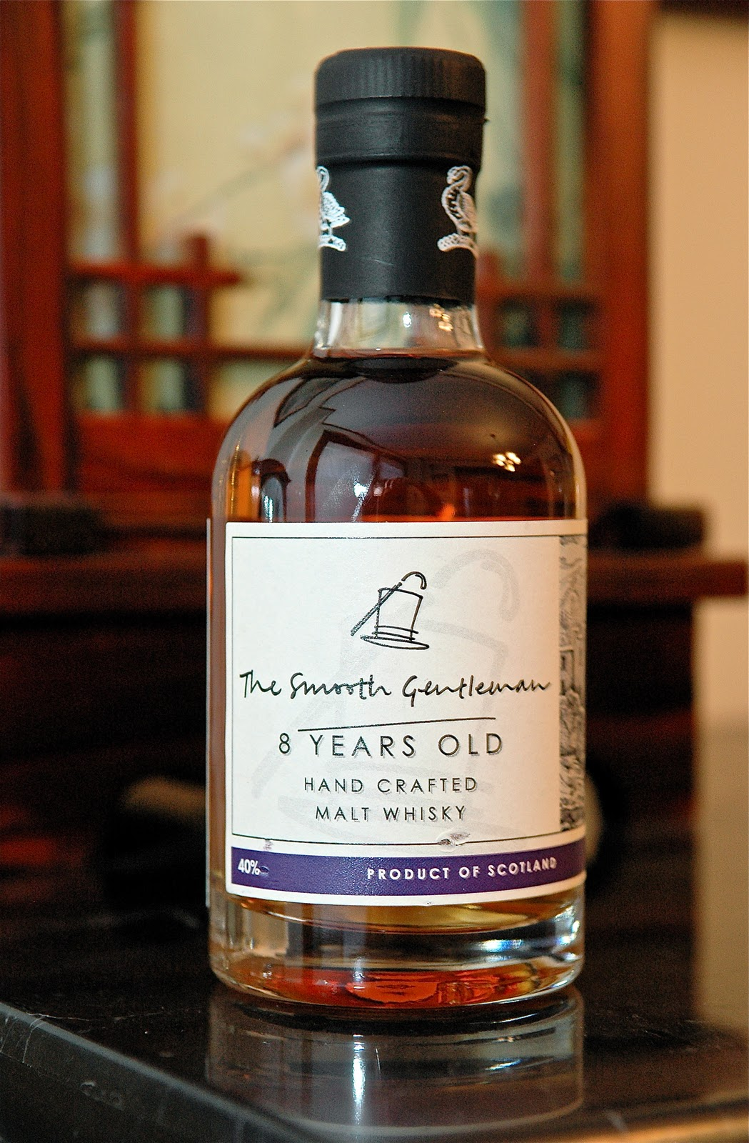 "Wemyss ""Smooth Gentleman"" 8Yr Blended Malt"