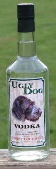 Ugly Dog Vodka