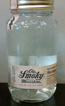 Ole Smoky Tennessee Moonshine Original