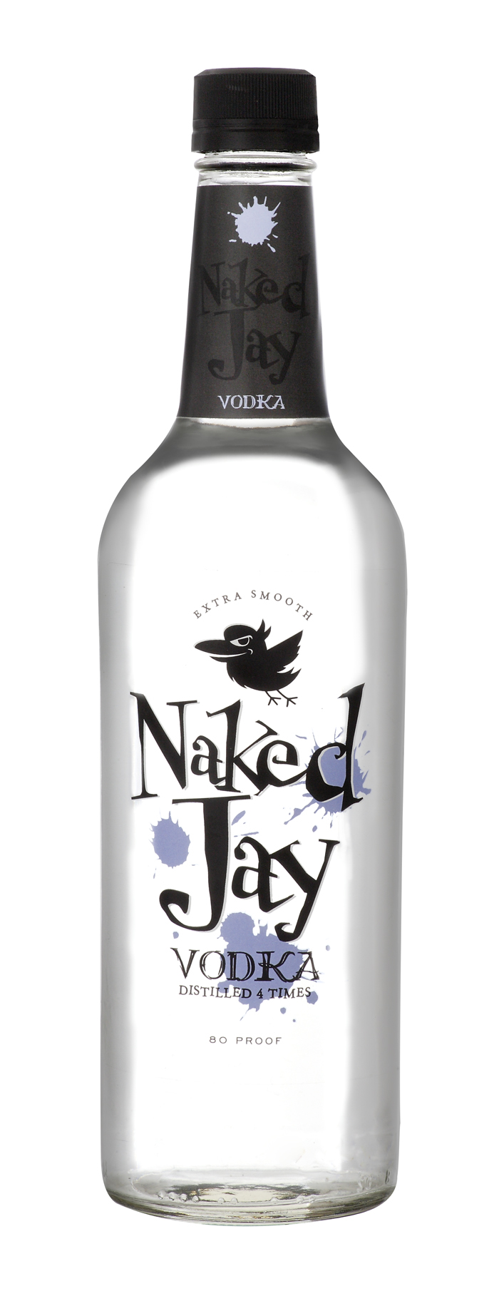 Naked Jay Vodka