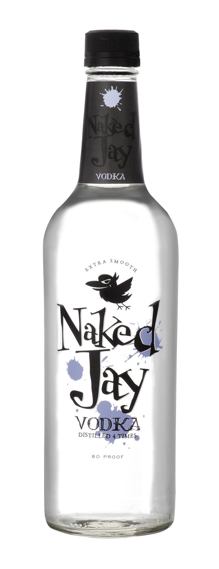 Naked Jay Vodka