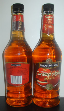 HW Caramel Apple Liquour