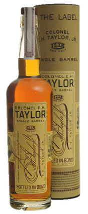 E.H.Taylor Jr, Single Barrel Bourbon
